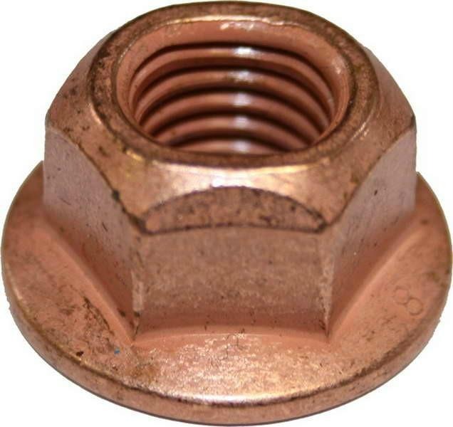 Nakrętka wydechu M8x1.5 klucz 13 - GRUBYGARAGE - Sklep Tuningowy